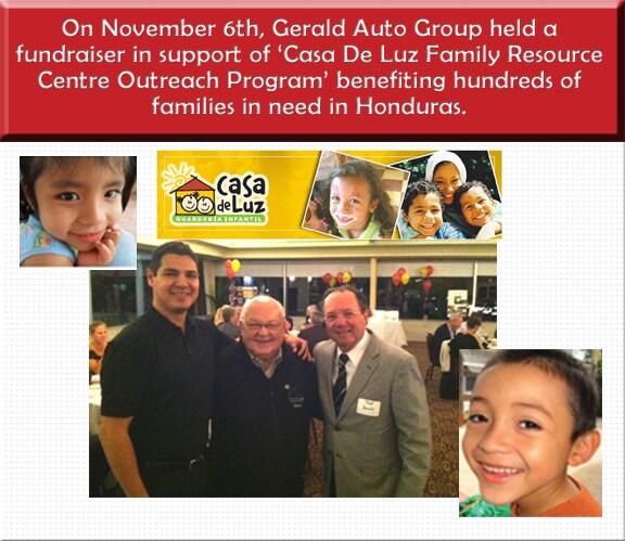 Gerald Cares Gerald Kia Of Naperville
