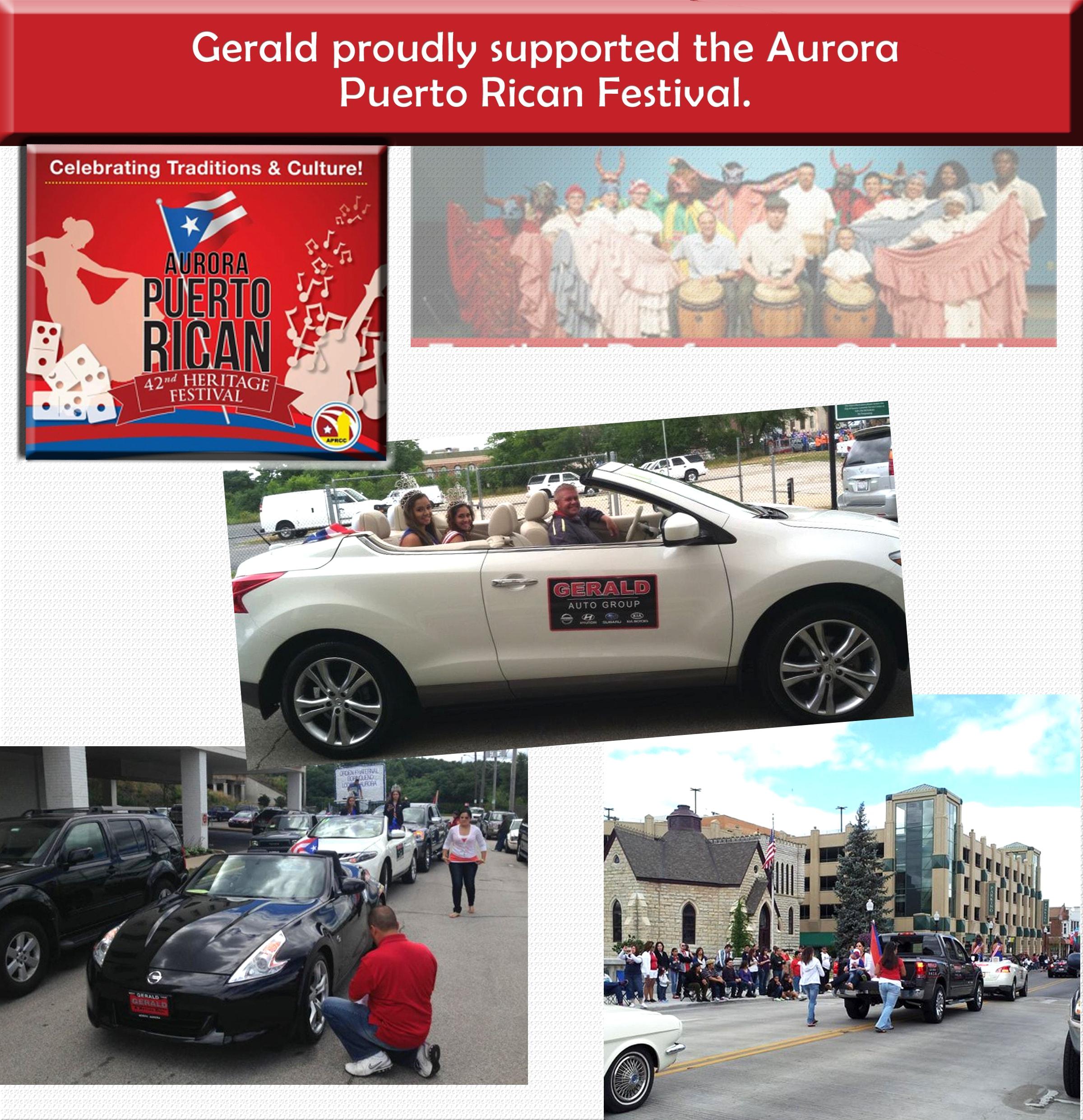 Gerald Cares Gerald Subaru