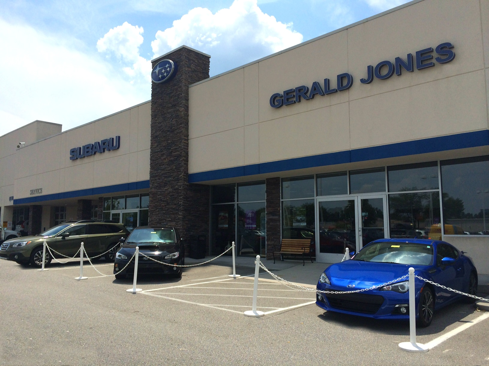 Gerald Jones Subaru New Used Subaru Dealer Serving Autos