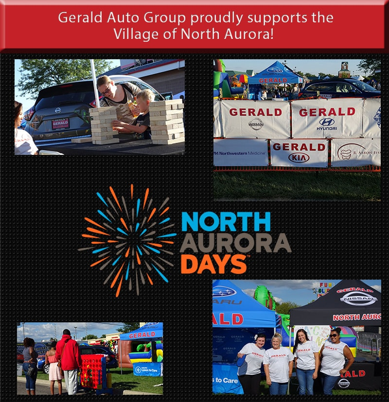 Our Dealership Staff Gerald Subaru North Aurora