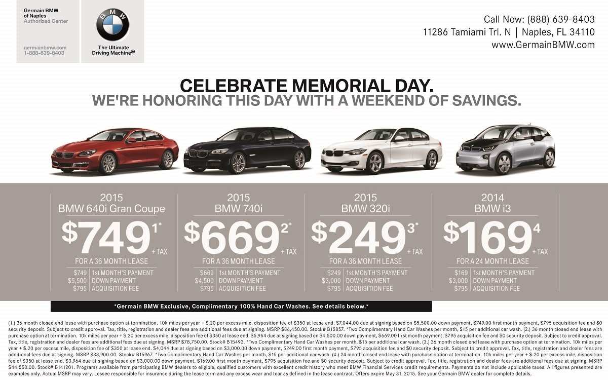 Germain Bmw Of Naples New Bmw Dealership In Naples Fl 34110