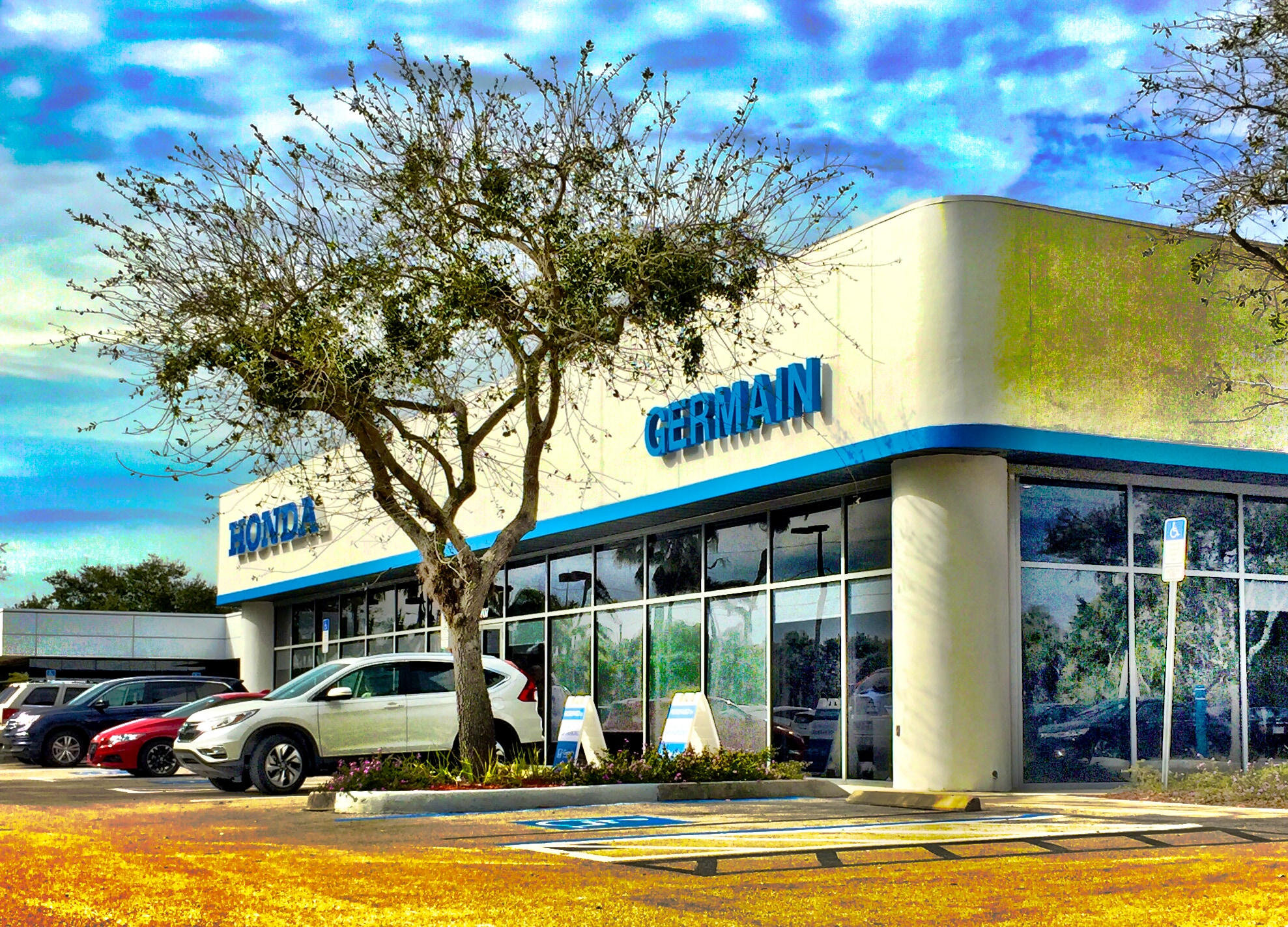 About germain honda of naples honda dealership ft myers for Washington dc honda dealers