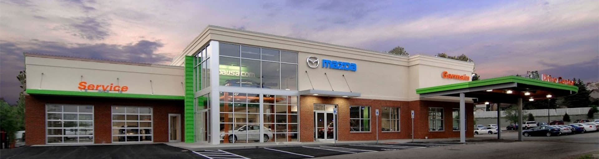 Welcome To Germain Mazda Service Department Germain
