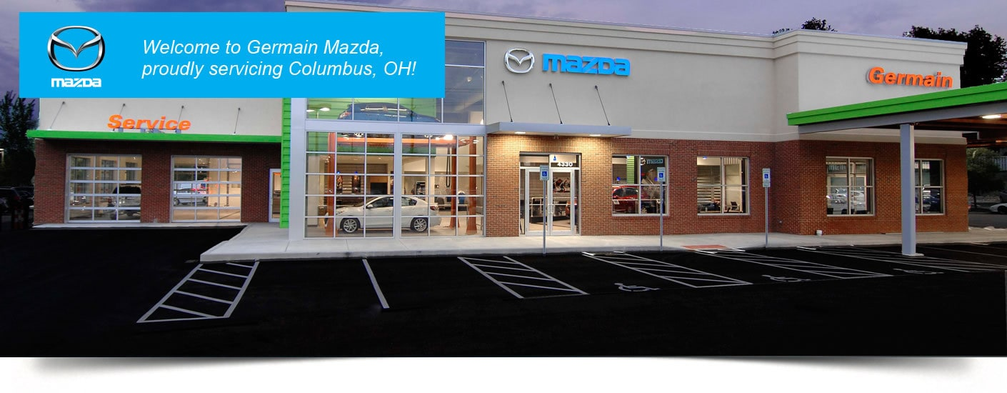Charming About Germain Mazda Of Columbus