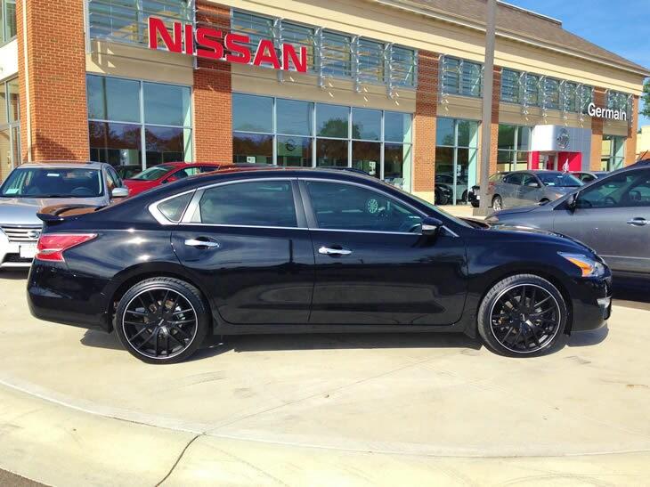 Nissan Altima Customization Thestartupguide Co