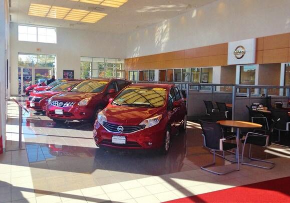 Germain Nissan Of Columbus Nissan Dealership In Columbus Oh