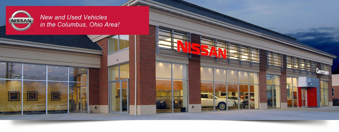 Nissan Columbus Ohio >> Germain Nissan Of Columbus Nissan Dealership In Columbus Oh