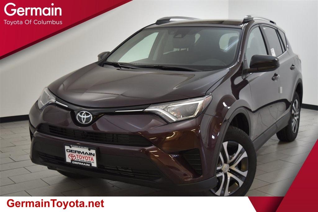 New 2017 Toyota Rav4, $24194
