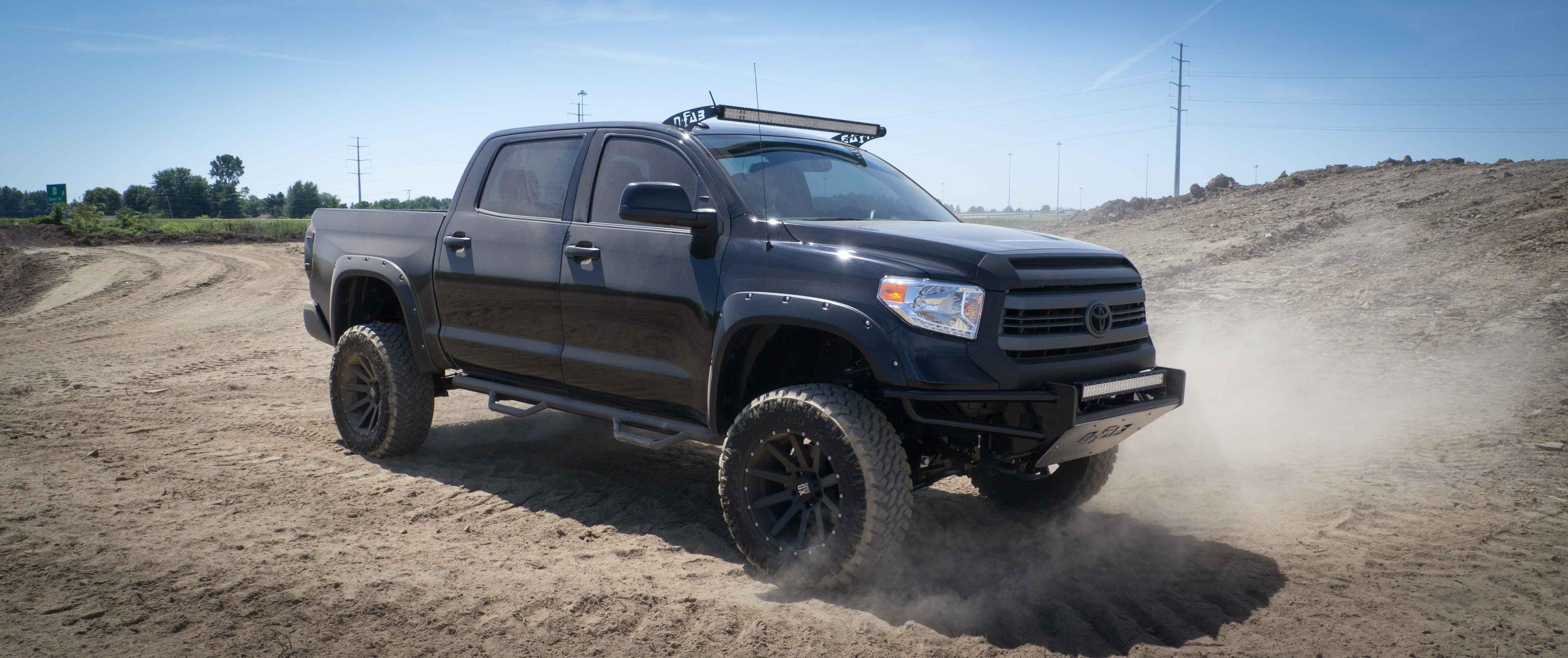 Germain Toyota Lifted Big Trucks Amp Lift Kits Toyota