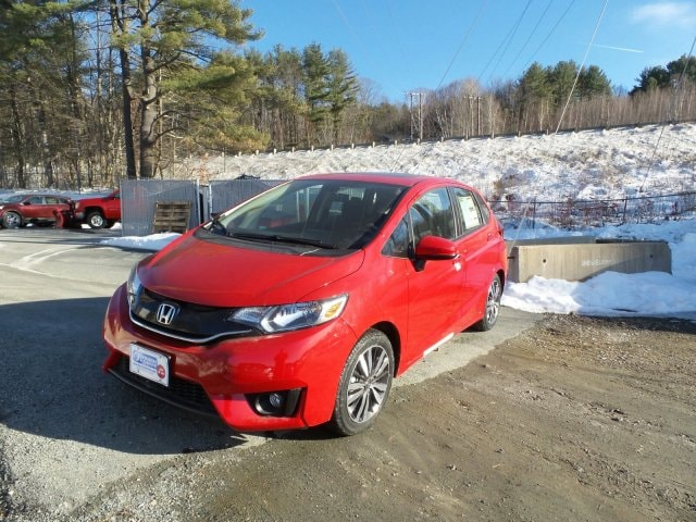 New 2016 Honda Fit EX Hatchback in Lebanon