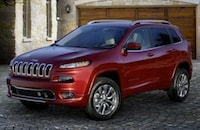 2017 Jeep Cherokee near Long Beach