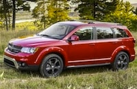 2016 Dodge Journey near Huntington Beach
