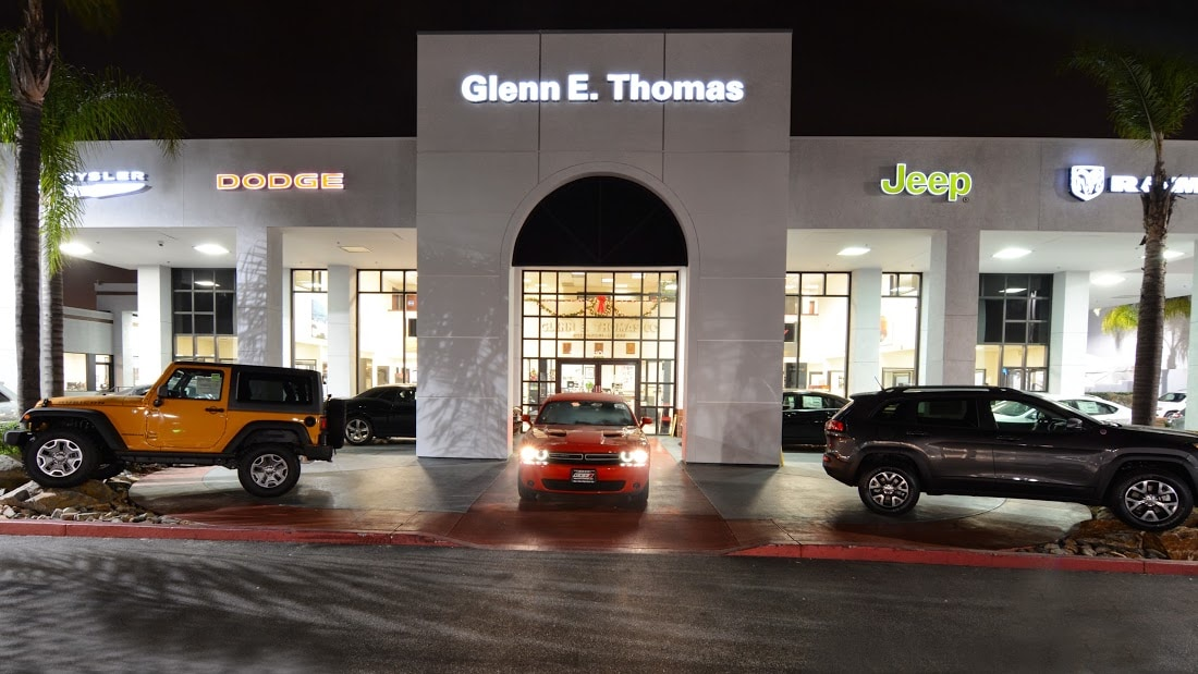 Service Specials Glenn E Thomas Dodge Chrysler Jeep ...