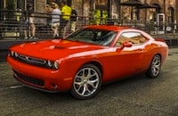 2016 Dodge Challenger near Huntington Beach