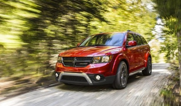 Long Beach area 2017 Dodge Journey