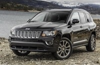 2016 Jeep Compass near Huntington Beach