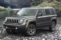 2016 Jeep Patriot near Huntington Beach