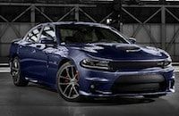 2017 Dodge Charger near Los Angeles