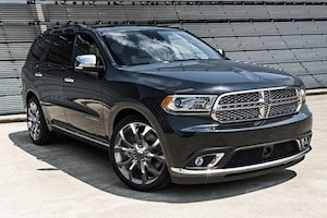 2017 Dodge Durango Vs Ford Explorer Huntington Beach