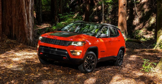 2018 Jeep Compass available near Huntington Beach