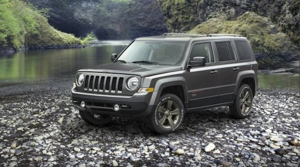 Long Beach area 2017 Jeep Patriot