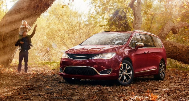 2018 Chrysler Pacifica available near Huntington Beach