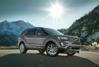 2017 Ford Explorer near Clarks Summit