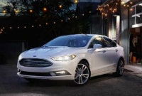 2017 Ford Fusion near Clarks Summit