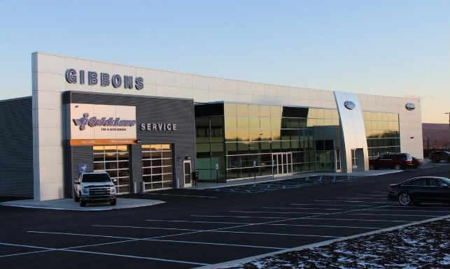 Ford dealership in Dickson City