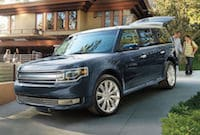 2017 Ford Flex near Scranton