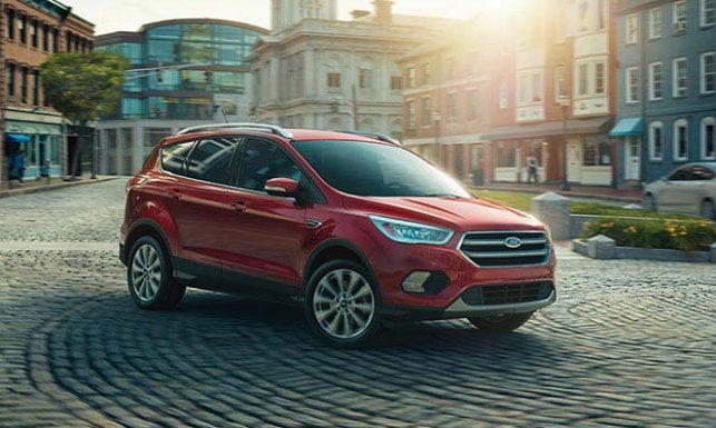 2017 Ford Escape near Scranton/Wilkes-Barre