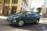 2017 Ford Edge near Clarks Summit