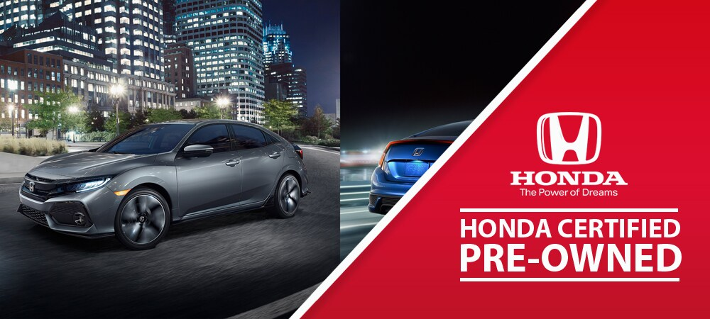 Certified used cars for sale in welland at welland honda for Honda used certified
