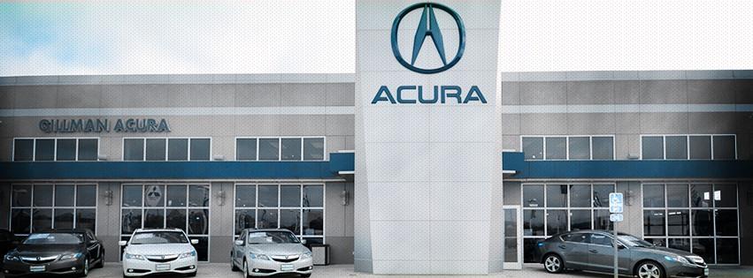 Why Buy From Gillman Acura Houston Dealership - Houston acura dealerships
