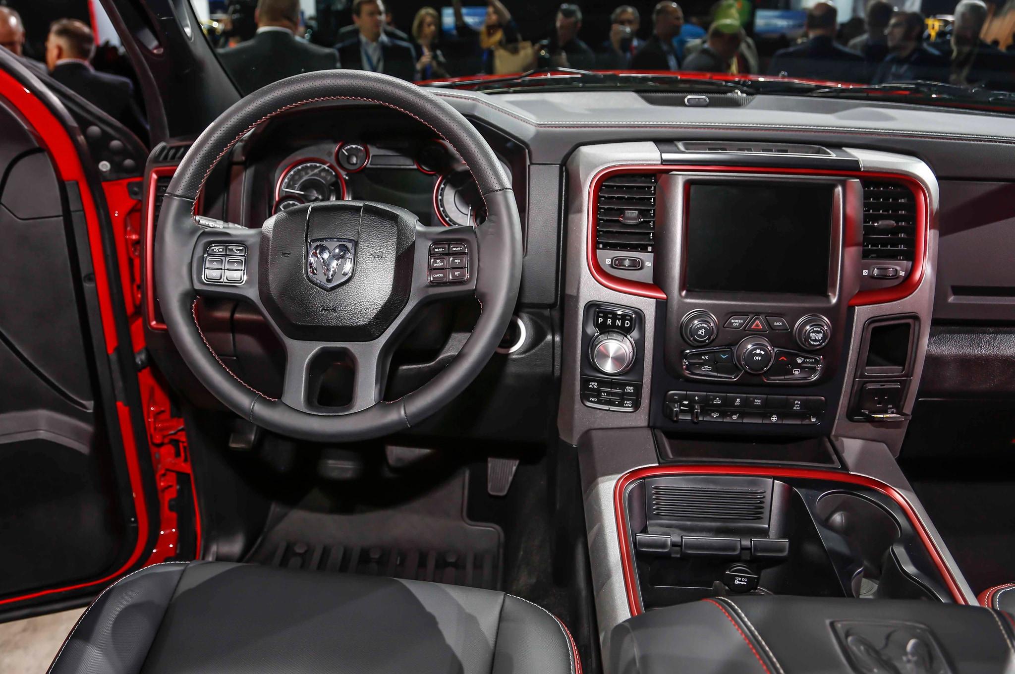 Gillman Chrysler Jeep Dodge Ram Why The Ram Rebel Is