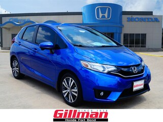 New 2017 Honda Fit EX Hatchback in Rosenberg, TX