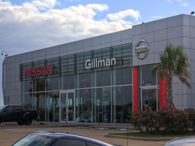 Gillman Nissan Fort Bend | Nissan Dealer | Near Houston, TX