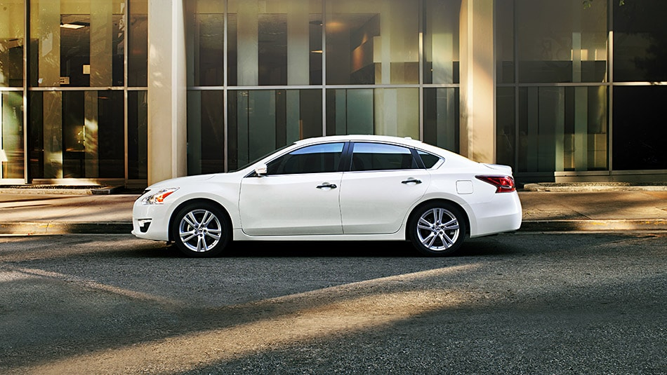Compare Nissan Altima at Gillman Nissan  Nissan dealership in