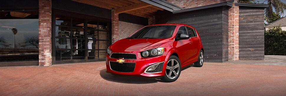 2016 Chevrolet Sonic In San Benito Gillman Chevrolet
