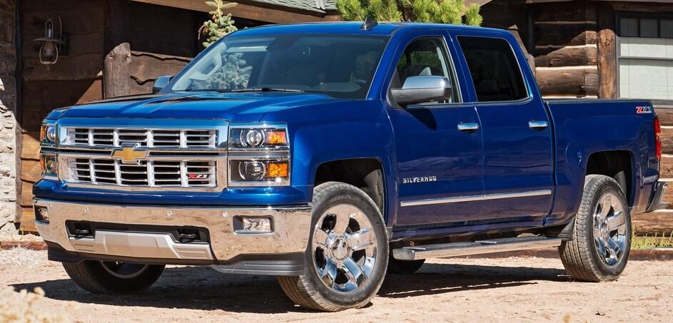 Truck comparison  RAM 1500 vs Chevy Silverado vs Ford F150 Dodge