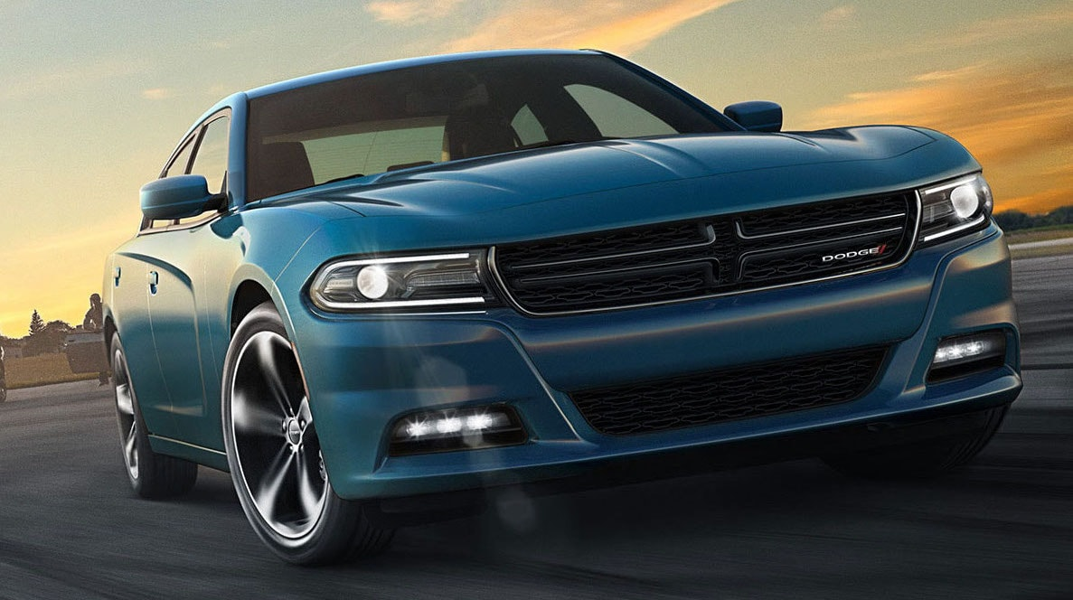 2016 Dodge Charger in Blue