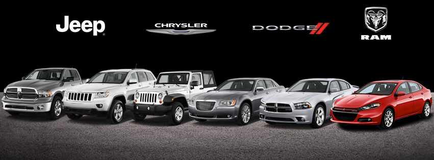 Chrysler Dodge Jeep Ram Model Lineup 2016