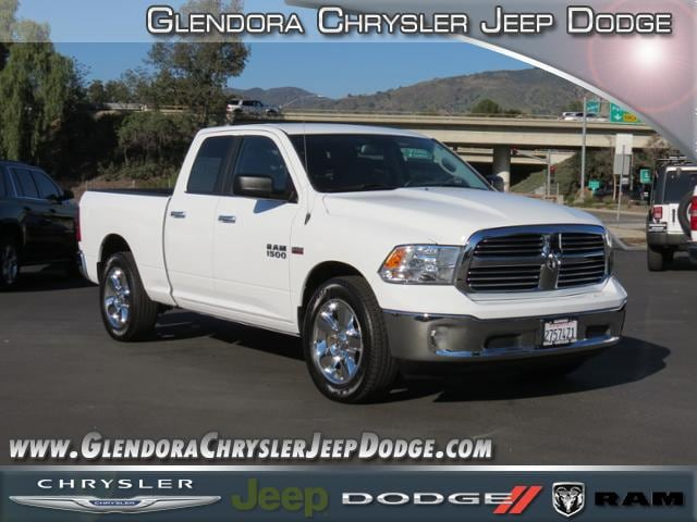 2016 Ram 1500 SLT Introducing the 2016 Ram 1500 Roomy comfortable and practical With less than