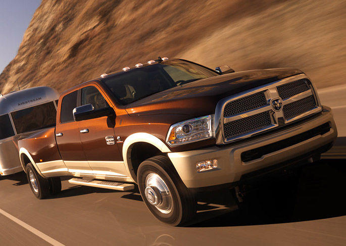 2015 ram 3500 laramie longhorn in western brown - Dodge 2015 Truck 3500