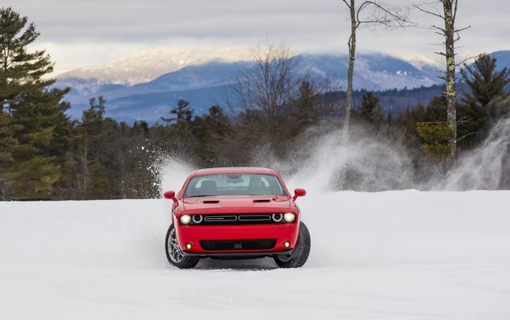 2017 Dodge Challenger GT AWD Grille