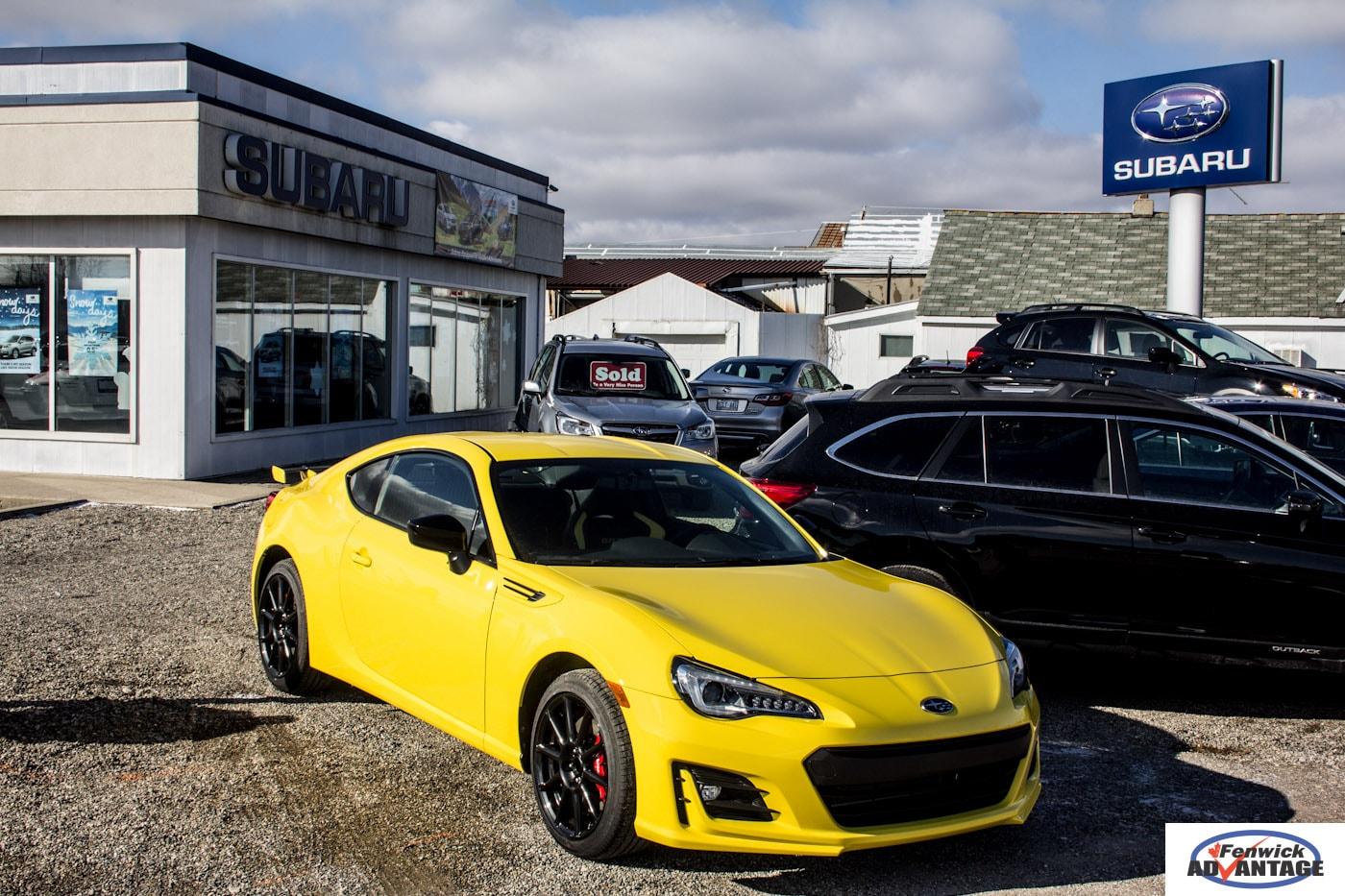 Subaru Canada ...