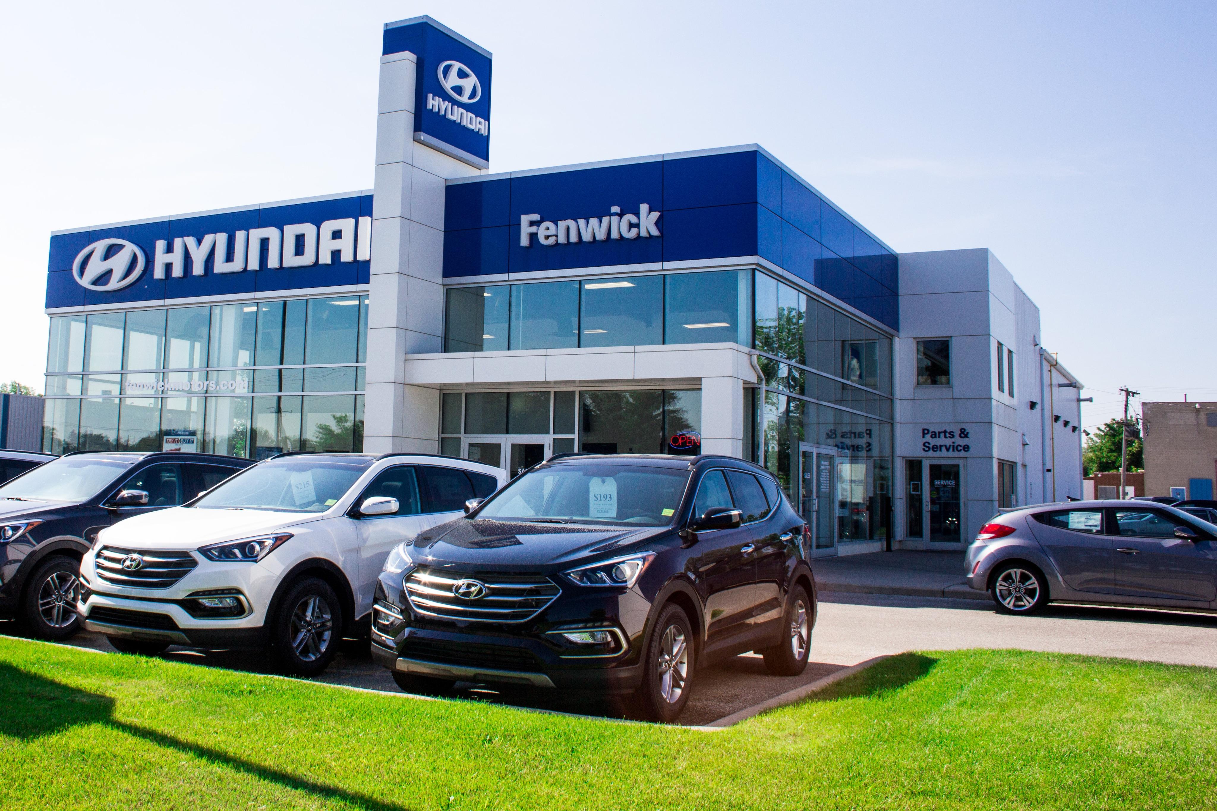Fenwick Motors Ltd
