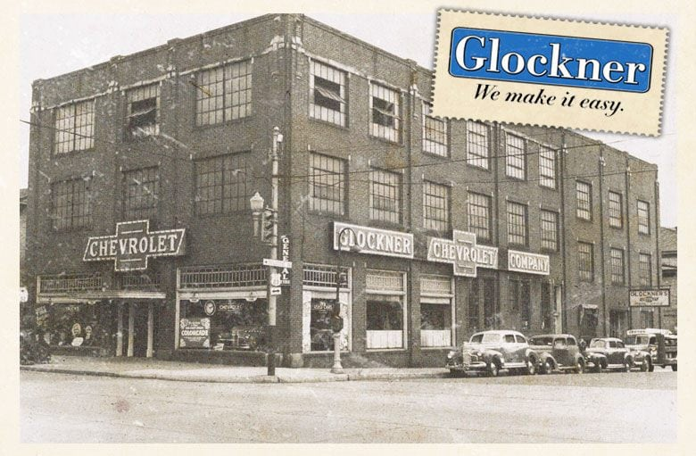 about us the history of glockner auto dealerships in ohio. Black Bedroom Furniture Sets. Home Design Ideas