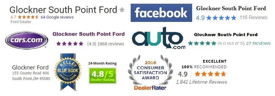 Glockner Auto Credit >> Ford Dealer Serving Huntington WV | Glockner Ford