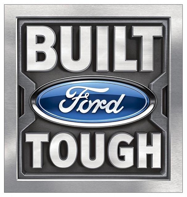 Built Ford Tough Logo >> Built Ford Tough | Glockner Ford Dealership